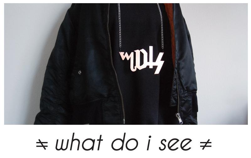 † Ω what do i see Ω †