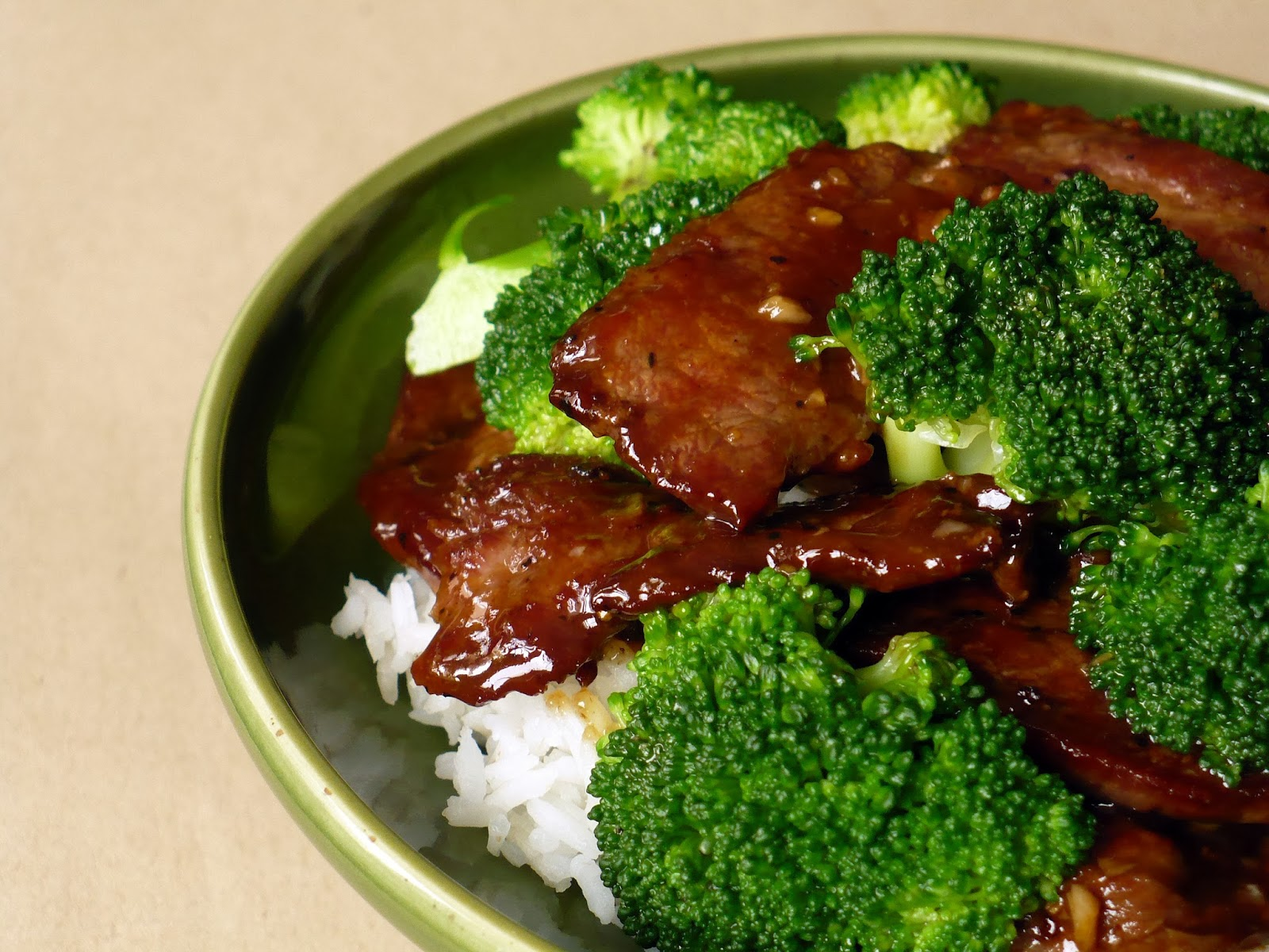 Our Awesome Kitchen!: Beef with Broccoli