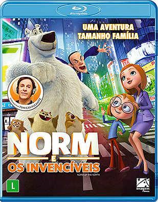 Filme Poster Norm e os Invencíveis HDRip XviD & RMVB Dublado