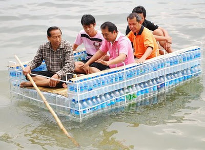 Hebat - Kretif Gila Orang Orang Thailand Bila Ketika Banjir