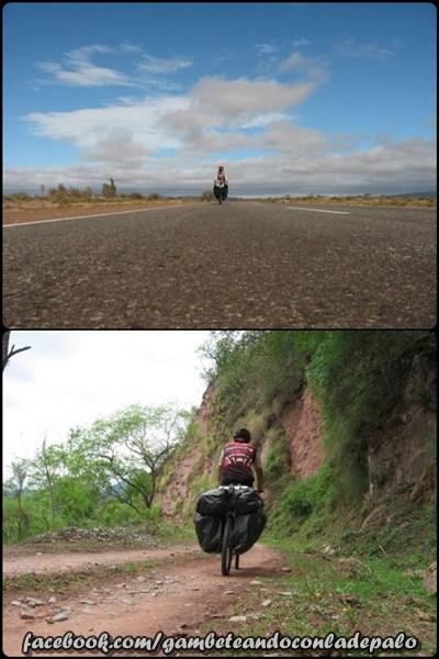 Marcelo Alvarez - El ciclista viajero