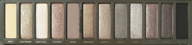 Urban Decay NAKED2, Urban Decay NAKED2 swatch, Urban Decay naked 2, Urban Decay naked 2 swatch