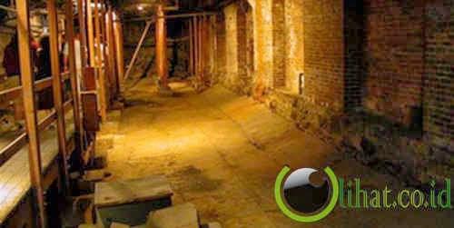 Tempat Paling berhantu: Terowongan Shanghai