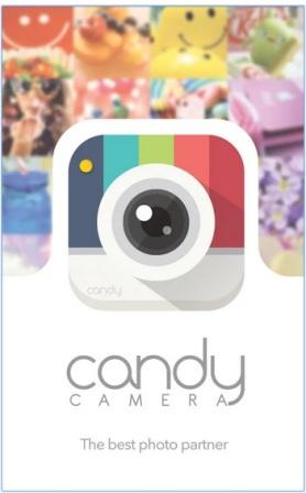 Aplikasi Kamera Fotografi Candy Camera Selfie Terbaru Apk Android