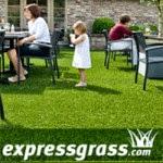 Express Grass logo