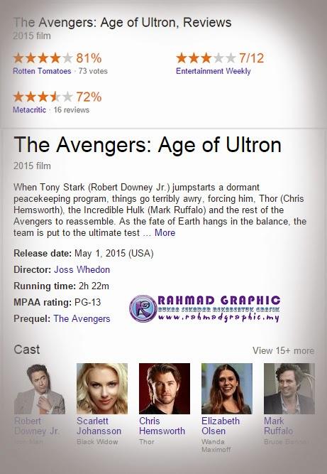 Cara Untuk Review Movie - Filem