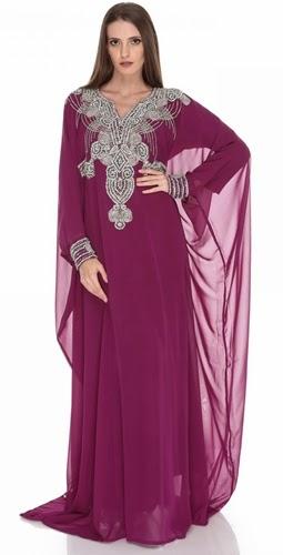 Luxury Farasha Kaftan Designs