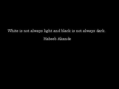 Black Color Quotes and Sayings