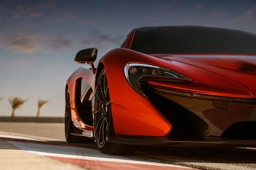 #30 McLaren Wallpaper