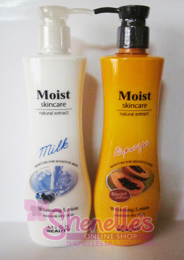 The Beauty Aficionado Moist Skin Care Whitening Lotion Review