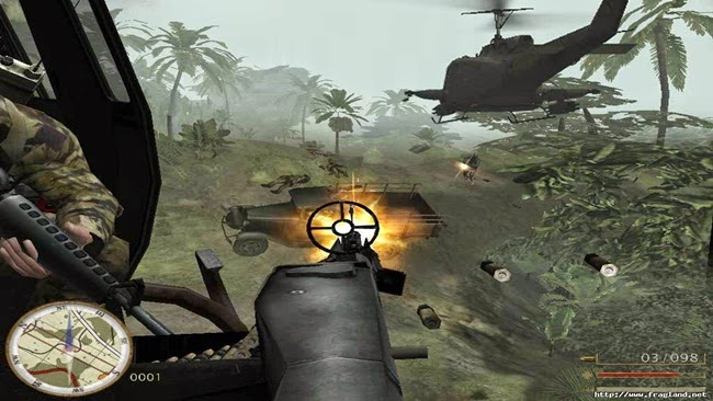 The Hell in Vietnam Game
