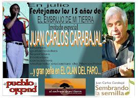 """EN JULIO """"SEMBANDO LA SEMILLA"""""""