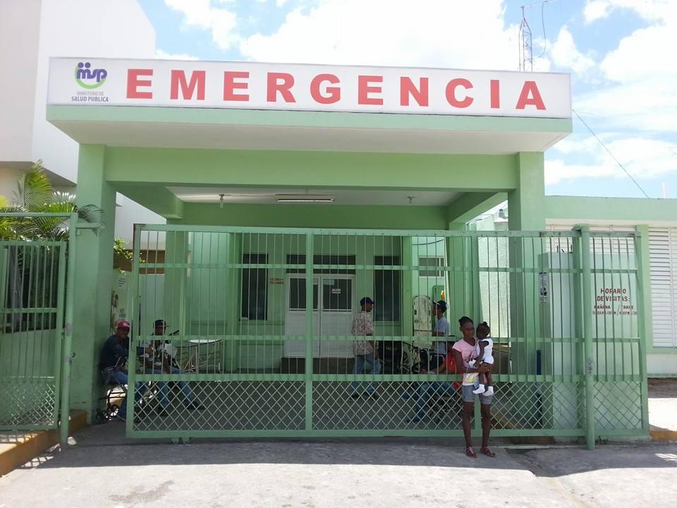 Esta Es La Sala de Emergencia Hospita FAG