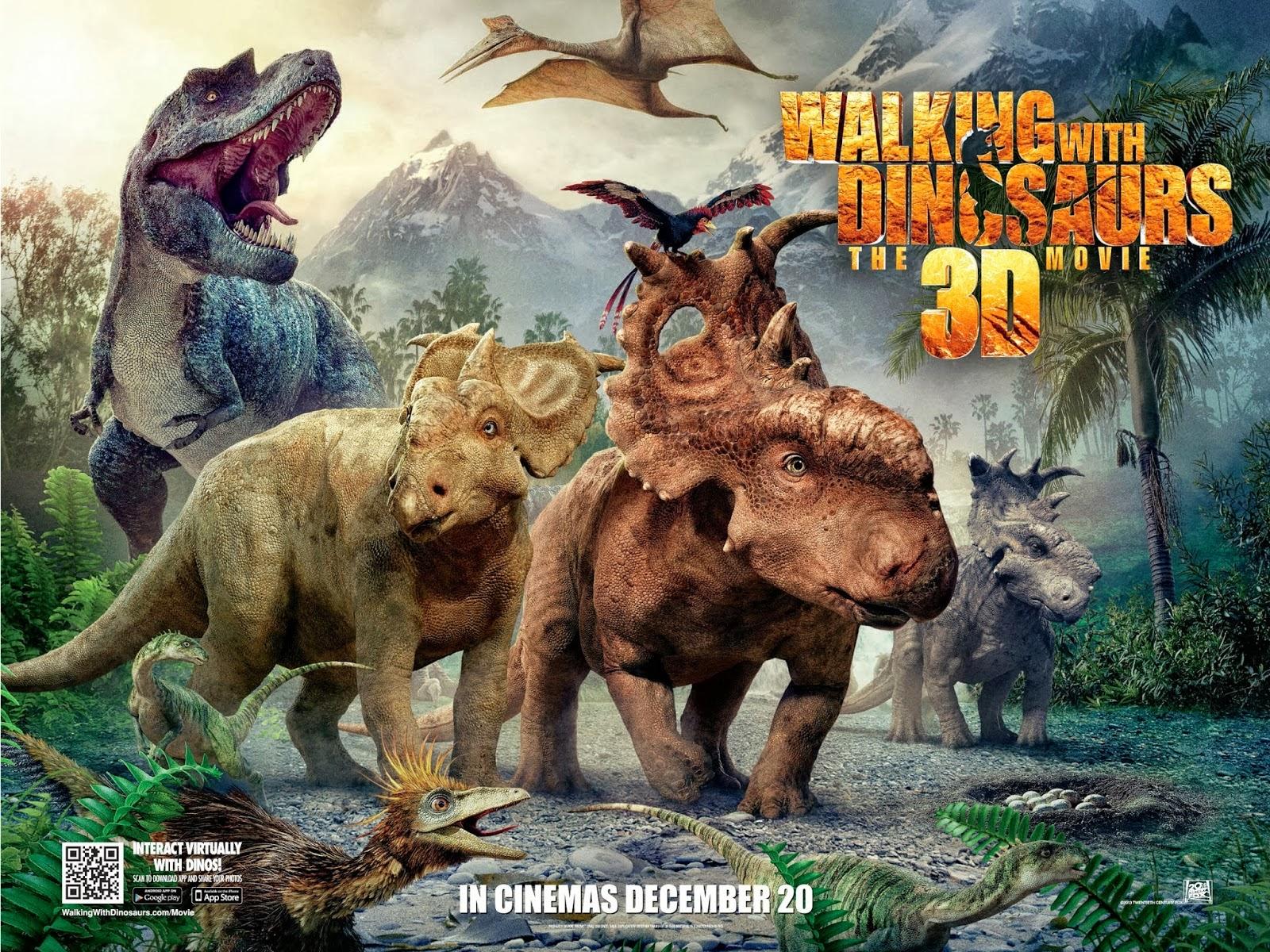 Movie4k Watch Walking with Dinosaurs 3D (2013) Full Movie Online
