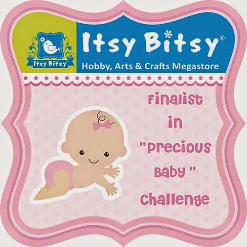 Finalist @ Itsy Bitsy
