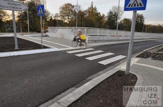 Norderstedt, Segeberger Chaussee / Schleswig-Holstein-Straße