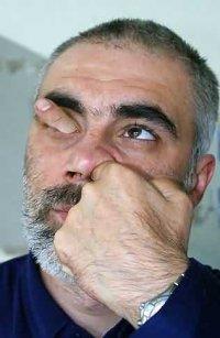 gambar korek hidung