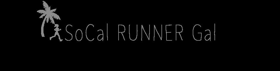 SoCal Runner Gal