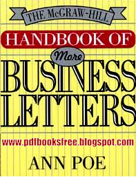 The Handbook of More Business Letters