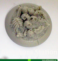 peanas Woodland, Ancestral y Bonefield (review) [Tabletop-art.eu]