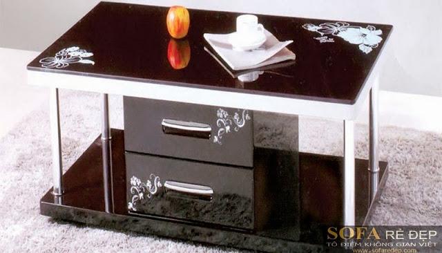Bàn sofa gỗ 002HP