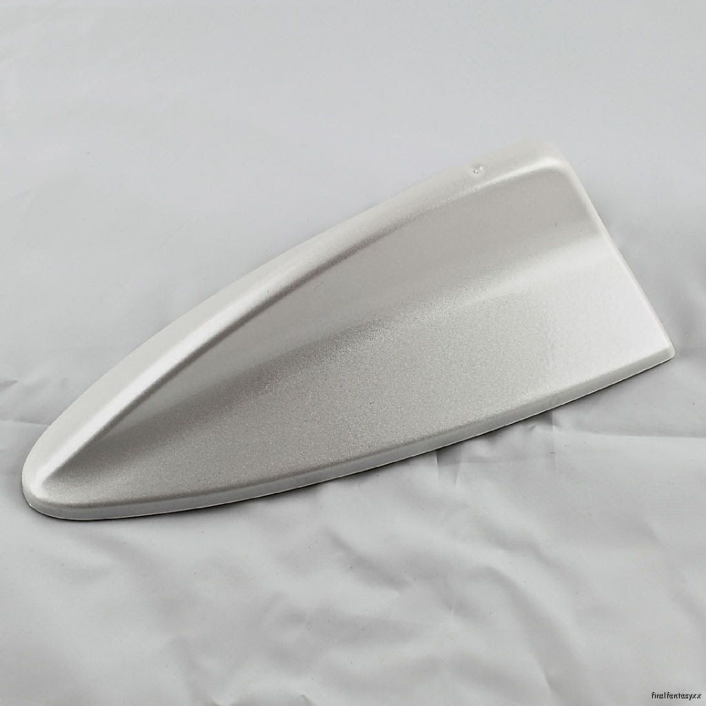 PEARL WHITE SHARK FIN ANTENNA HONDA ACCORD CIVIC CRV S