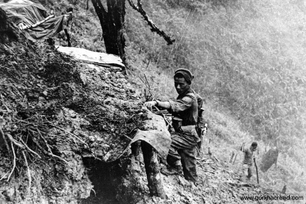 Gorkha-rifles-old-photo-