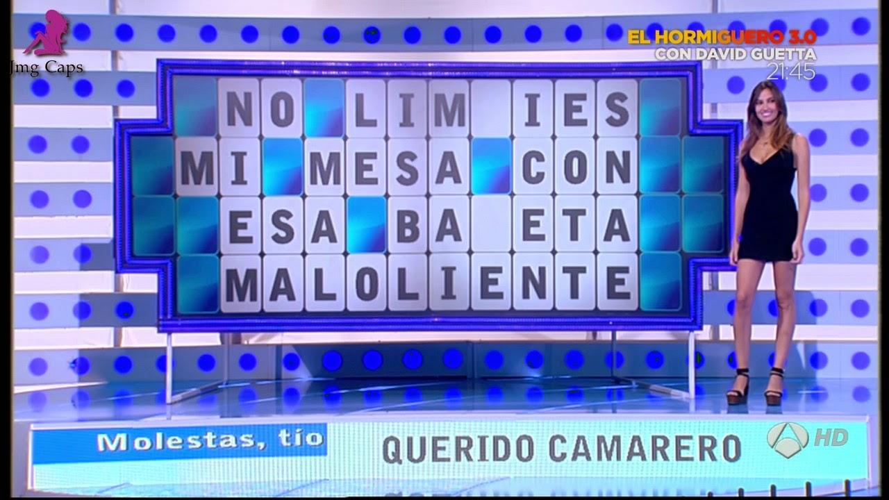 PALOMA LOPEZ, LA RULETA (25.11.14)