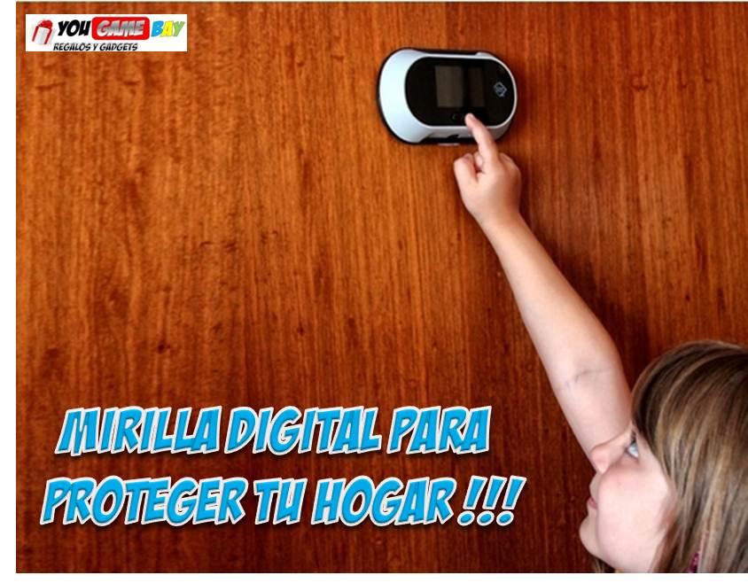 Adictos a los videojuegos consolas telefonia e - Mirillas digitales para puertas ...