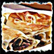 Saray Böreği Yapımı,Kıymalı Saray Böreği,Saray Böreği Yapmanın Püf Noktası