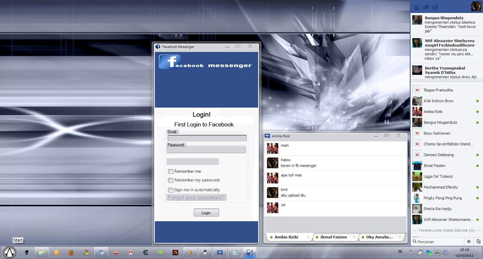 2012 GRATUIT TÉLÉCHARGER CLUBIC MSN