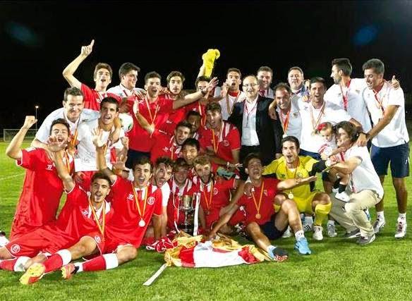 Sevilla FC División de Honor