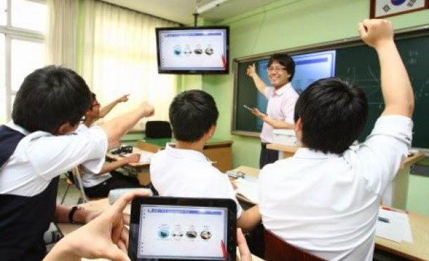 Datos Curiosos de la educacion coreana