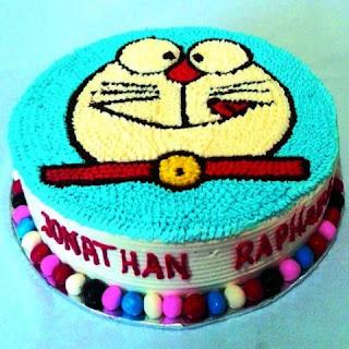 Kue Ulang Tahun Doraemon Untuk Anak