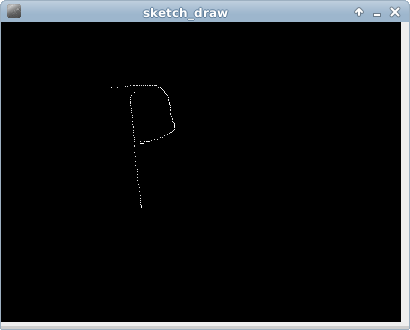 Free draw something with mouse