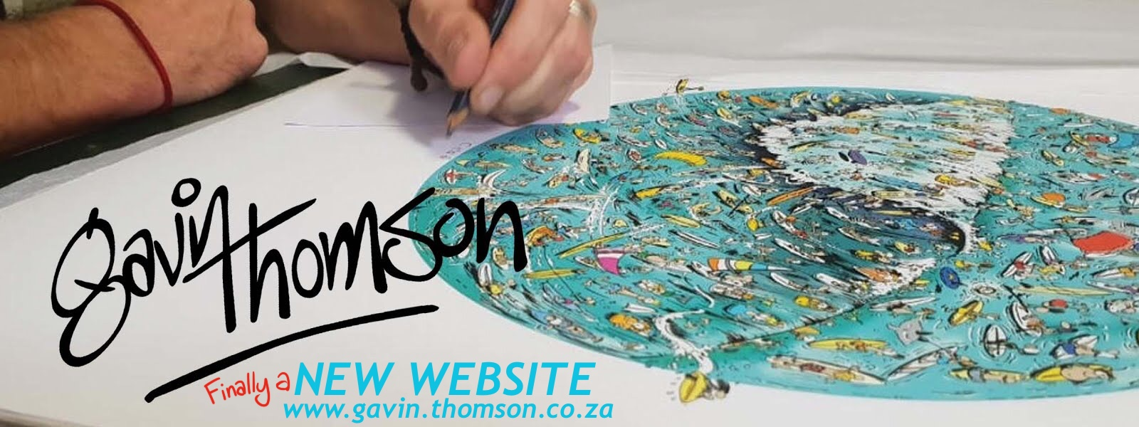 Gavin Thomson