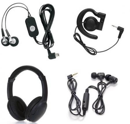 Earphone, Earbud, Headphone, Headset