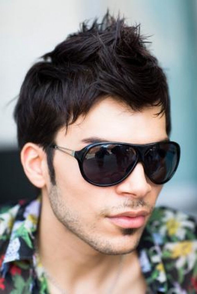 Hairstyles For Short Hair Cool : cool short hairstyles for men cool short hairstyles for men cool short ...