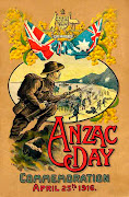 ANZAC DAY FROM AUSTRALIA AND NEW ZEALAND! (anzac day)