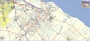 Mapa de La Ciudad de La Plata mapa la plata