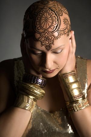 Henna Heals, guérison l'art