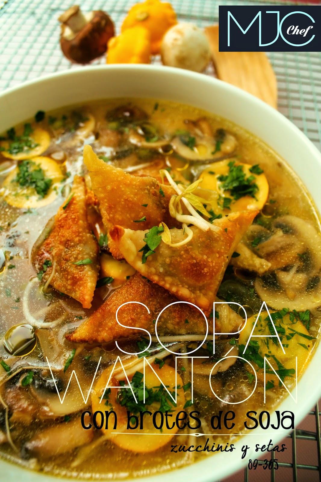 Sopa wantón