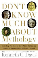 Cover of Don't Know Much About Mythology by Kenneth C. Davis