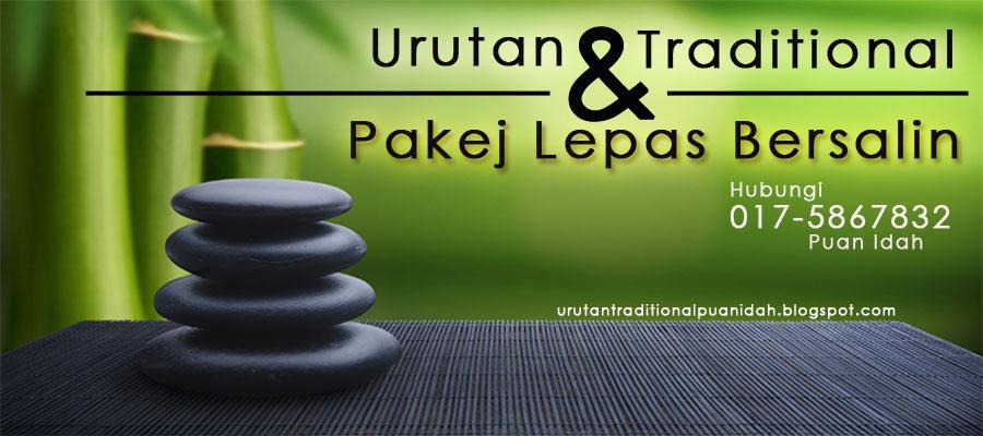 Urutan Traditional & Pakej Lepas Bersalin