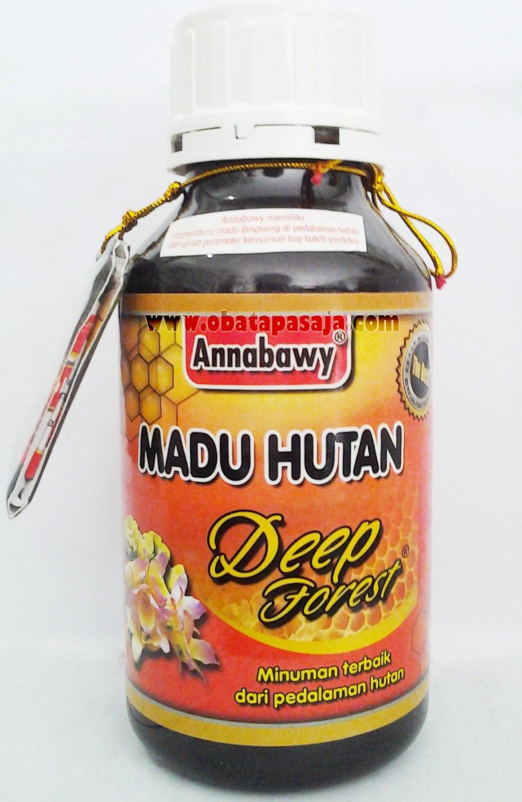 Khasiat Madu Hutan Annabawy
