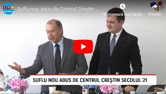 Litoral TV: Suflu nou adus de Centrul Creștin Secolul 21