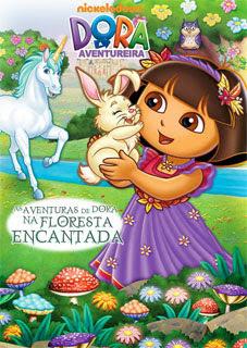 Dora a Aventureira: As Aventuras de Dora na Floresta Encantada – Dublado