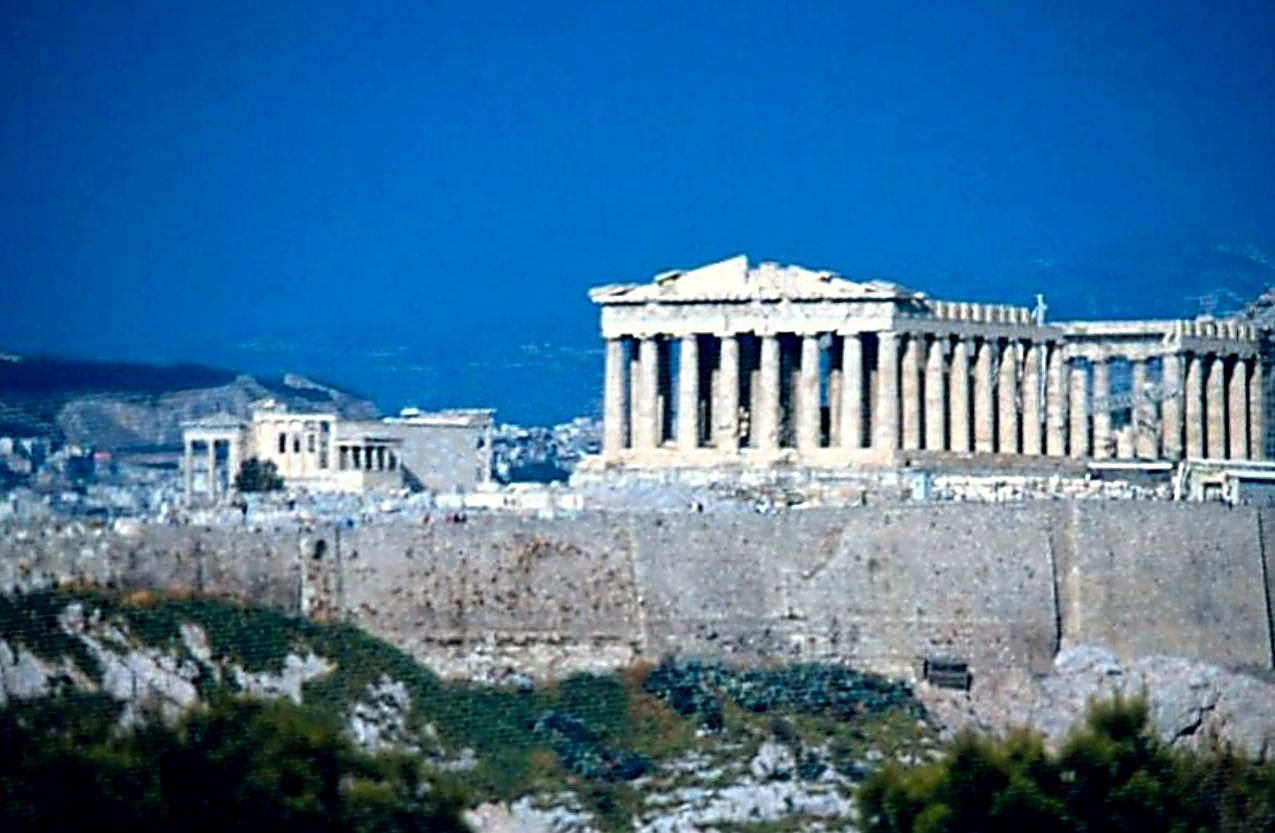 Acropolis sell-off in Greek archaeologists protest - The ...