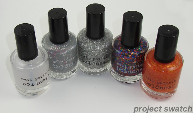 Nail Pattern Boldness collection