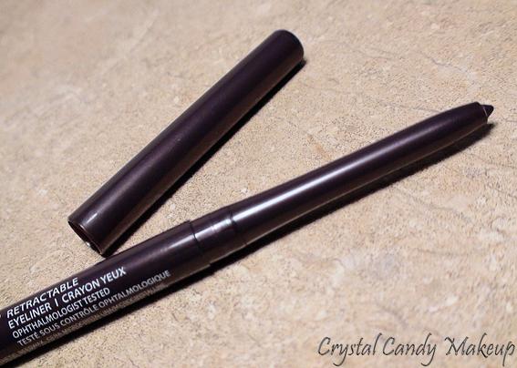 Crayon rétractable pour les yeux Twilighting d'Annabelle - Eyeliner - Review